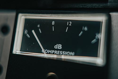 Failsafe Editions, Studio - SSL BUS Compressor, Photo: Michael Hübner
